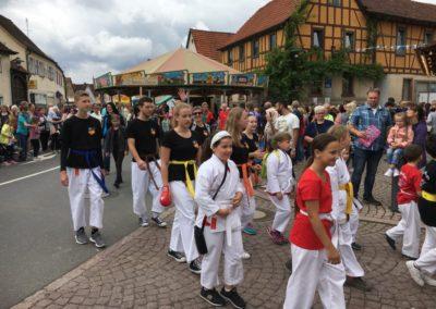 1200 Jahre Mömlingen – Festumzug 01. Juli 2017