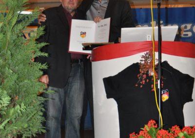 Ehrenabend beim TV Mömlingen am 16. November 2018