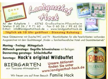 Landgasthof Hock