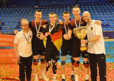 Jason Lieb U 18 Europameister