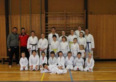 Karatewochenende 2017