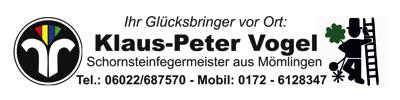 Klaus-Peter Vogel Schornsteinfegermeister
