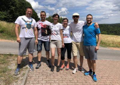 Mannschaft Sommerbiathlon