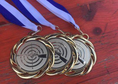 Karate Medaillen