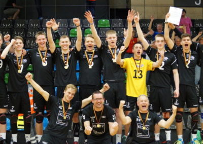 U 18 Deutscher Jugendmeister 2018